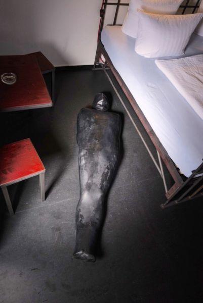 SAR Schlafsack aus Latex