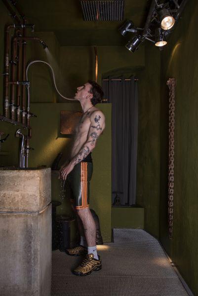HEAVY_FCK Boxer Pants