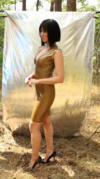 "Das Kleid ""Gabriela"""