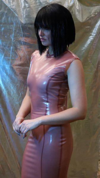 "Das Kleid ""Sabrina"""