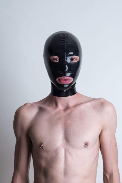 Latexmaske von SAR