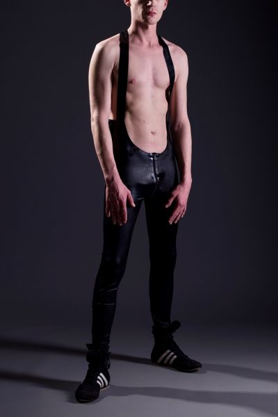 The Wresling Body in Neopren-Optic