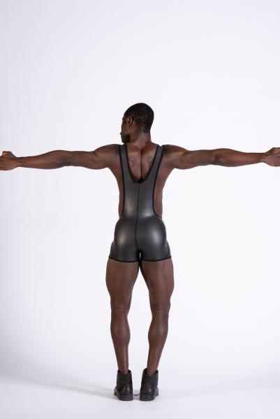 Neopren Wrestling Suit
