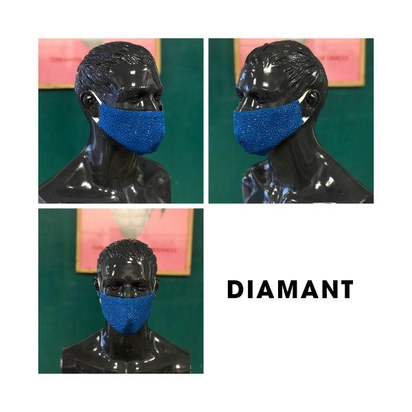 """Gesichtsmaske """"DIAMANT"""" (inkl. Gutschein)"""