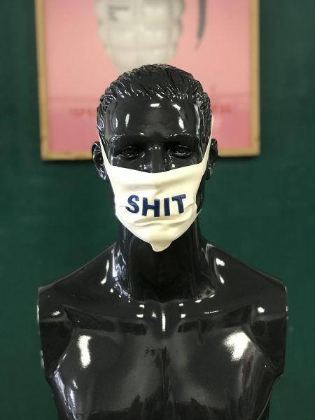 Gesichtsmaske SHIT