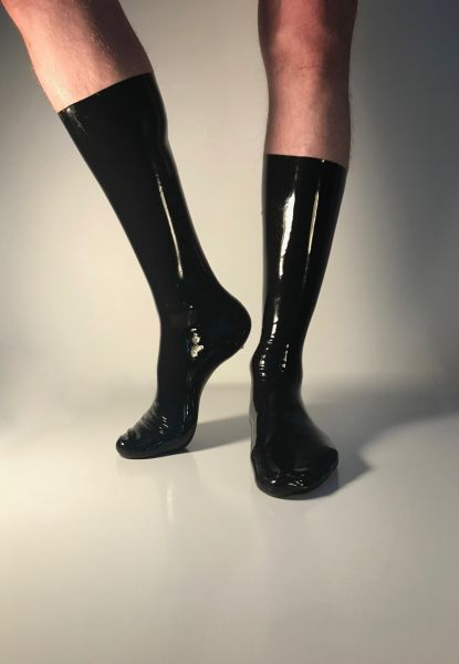 SAR Latexsocken