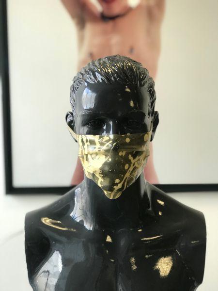 Gesichtsmaske CUM Transparent