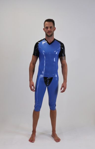 SAR Raglan T-shirt aus Latex