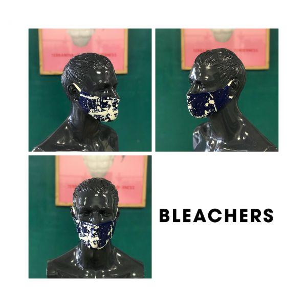 """Gesichtsmaske """"BLEACHERS."""" (inkl. Gutschein)"""""""